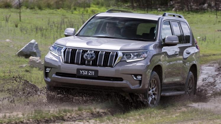 Why you should buy the Toyota Prado in Australia